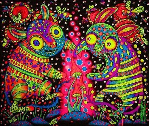 Instinto psicoactivo: animales salvajes que consumen drogas