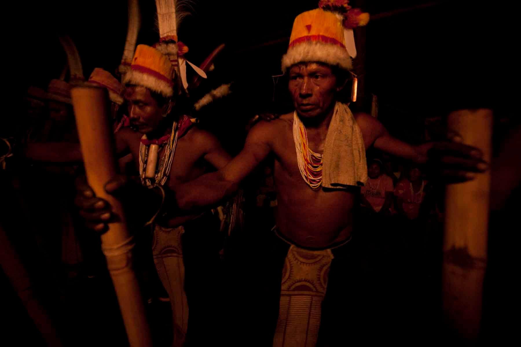 Magícas Fotografias De Tribus De Ayahuasca Y Coca Del Amazonas Por Wade Davis